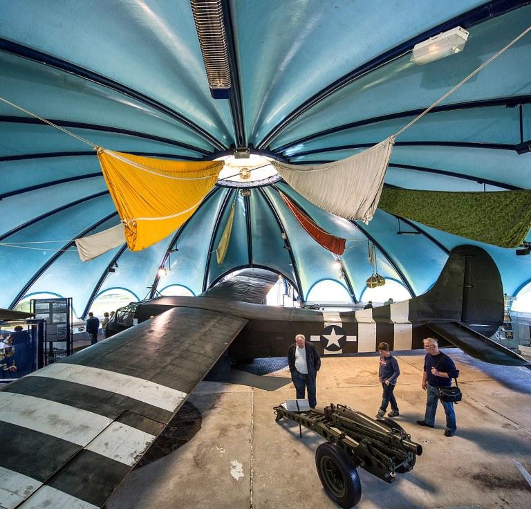 The Airborne Museum (Musée Airborne) is a museum in Sainte-Mère-Église, La Manche, France