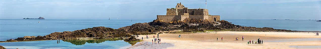 Fort National at St Malo