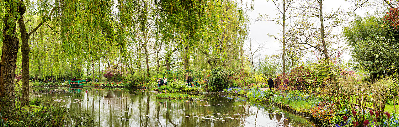Image of Monet's Gardens, Giverny, France