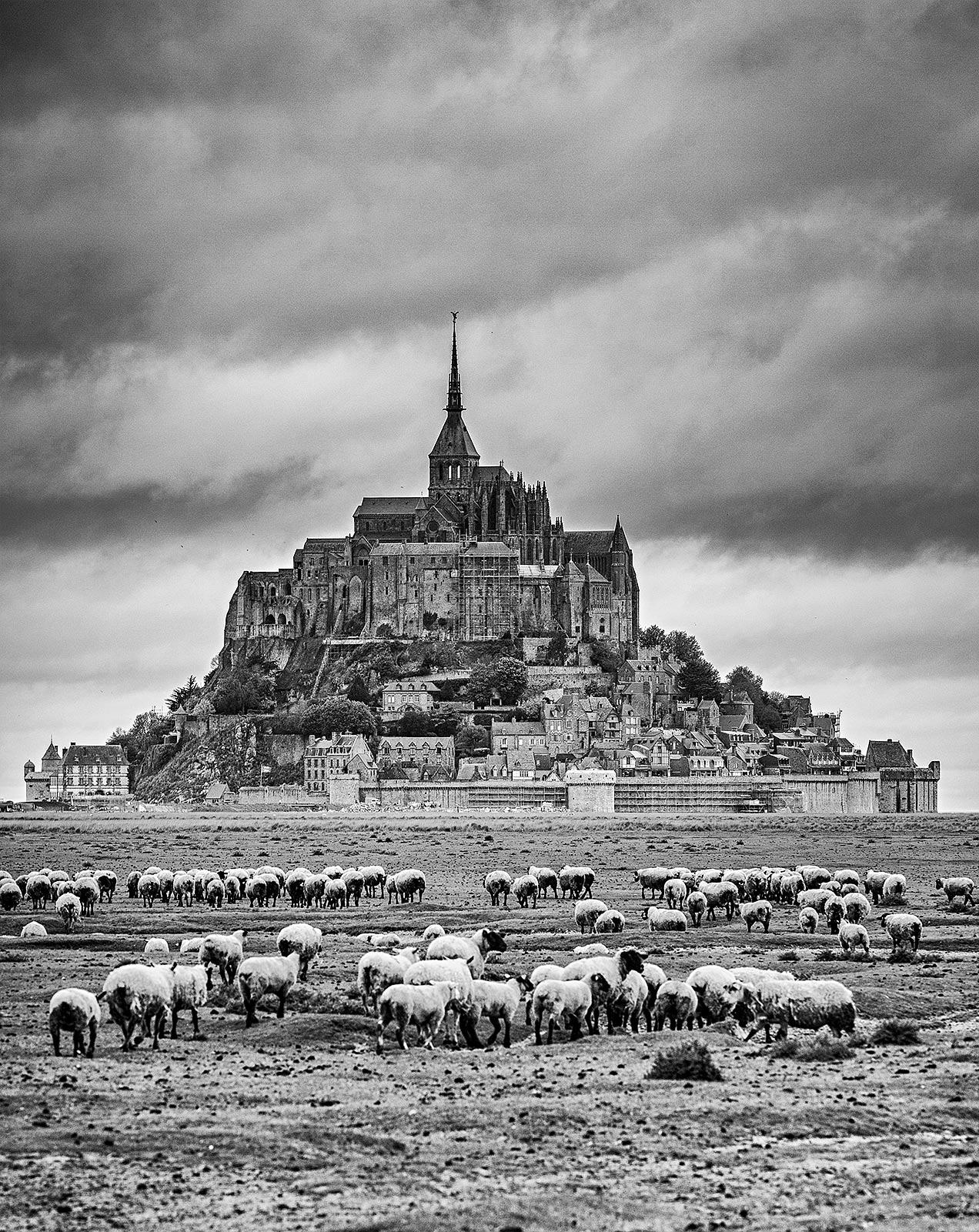 Mont Saint Michel, Brittany
