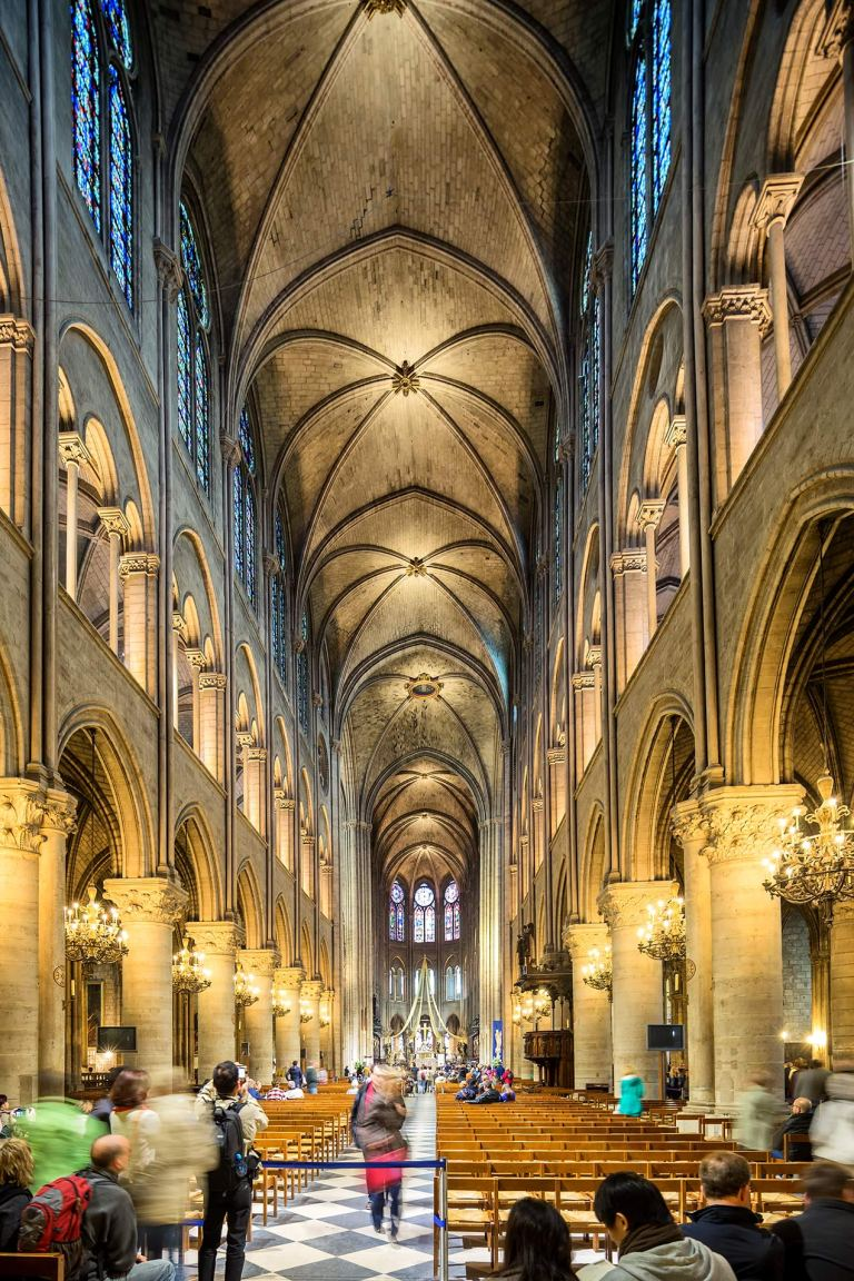 Image of Notre Dame Cathedral, Paris