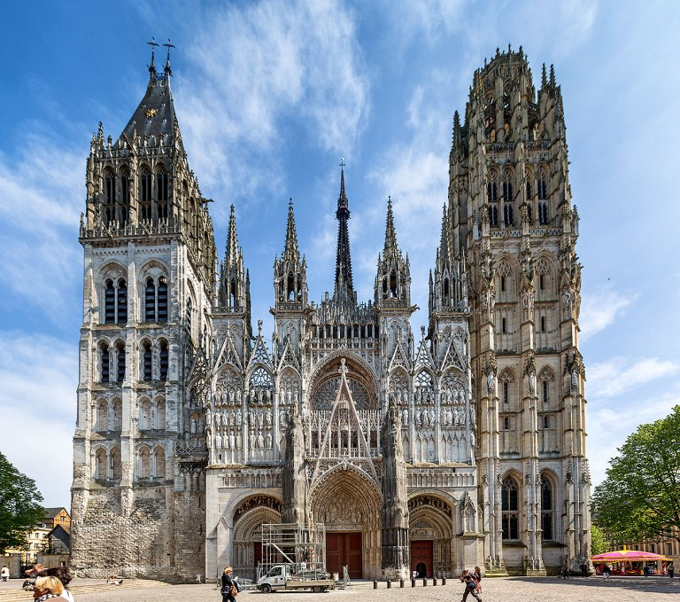 Image of Rouen Cathedral