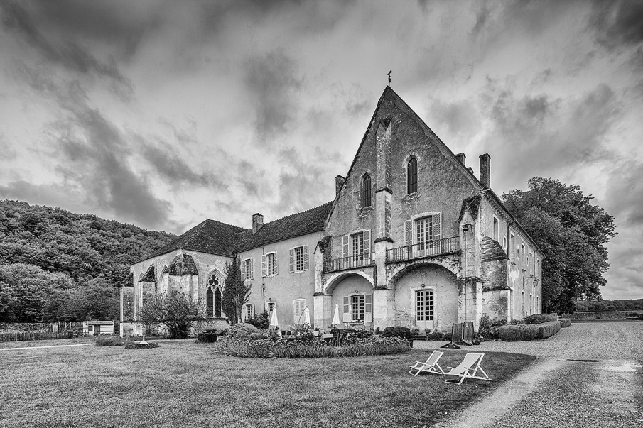 The Abbaye De Reigny, Vermenton