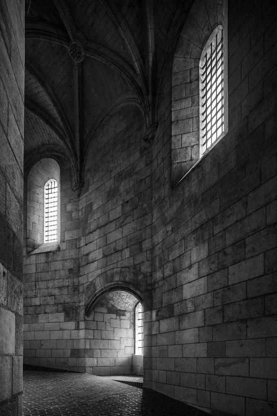 Inside Château d'Amboise