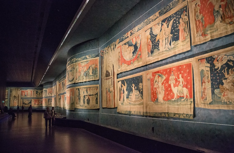 Apocalypse tapestry, Angers