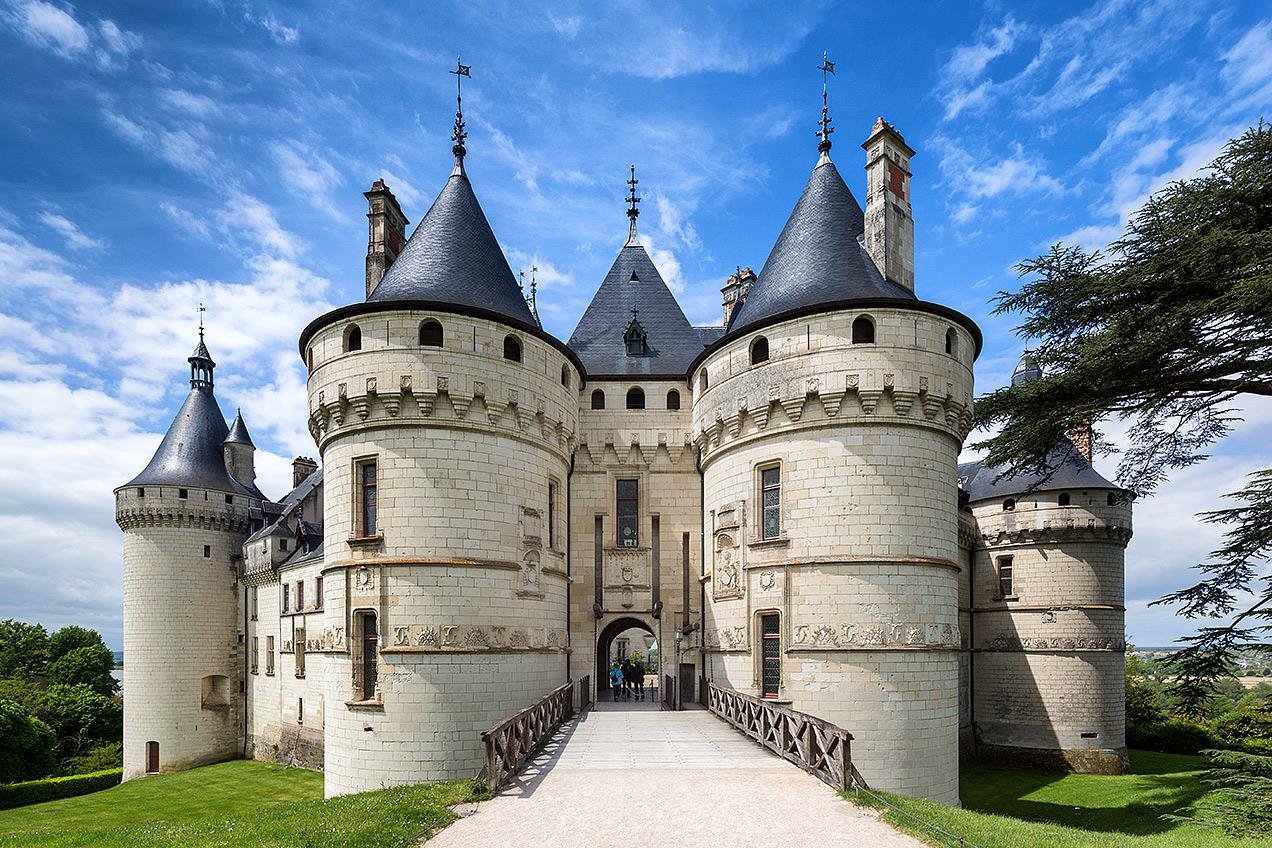 Connu Chateau de Chaumont… – michaelevansphotographerblog IK52