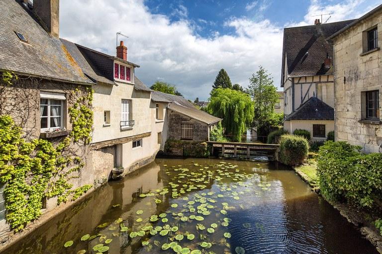 Langeais, Indre-et-Loire, France