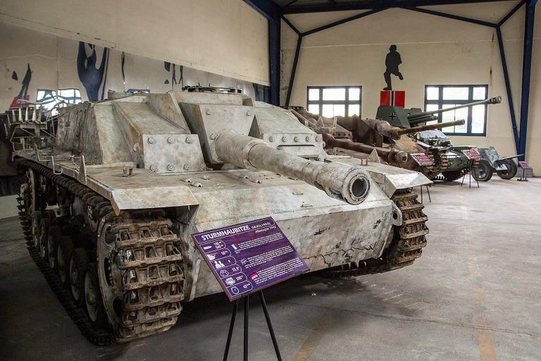 Saumur Tank Museum