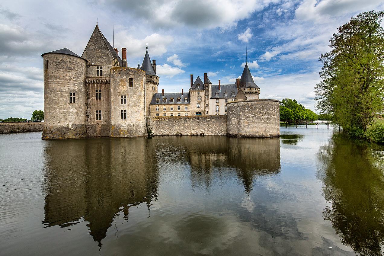 Sully-sur-Loire Chateau