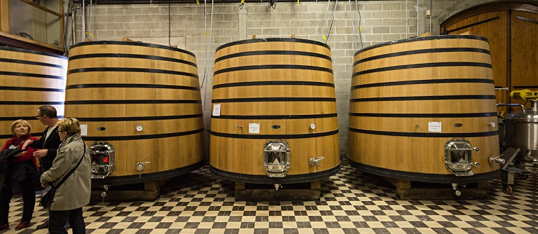 Wine and cellar tour at Domaine Jean-Marc Brocard, ChablisChablis