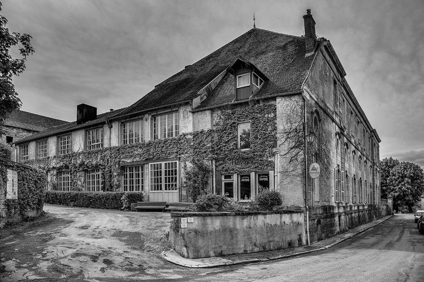 Flavigny Abbey, Flavigny-sur-Ozerain