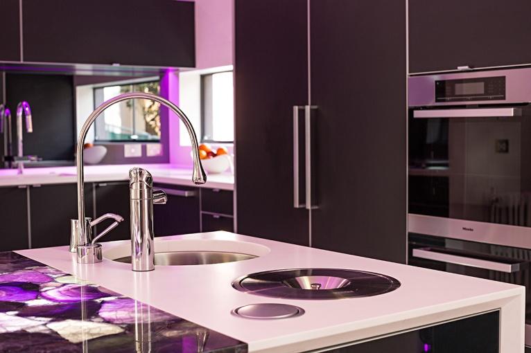 Kitchen for Hatz Architects in Hawthorn, Melbourne