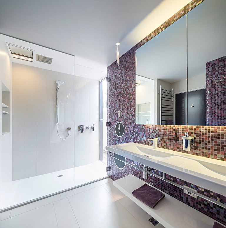 Bathroom for Hatz Architects in Hawthorn, Melbourne