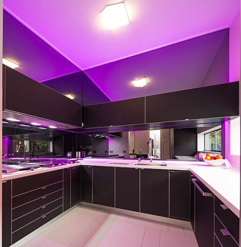 Kitchen for Hatz Architects in Hawthorn, Melbourne