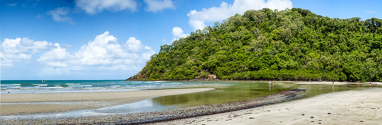 Cape Tribulation beach - © Michael Evans Photographer 2013 - www.michaelevansphotographer.com
