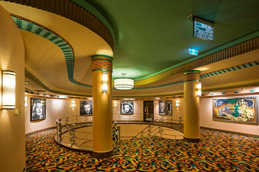 Rivoli Cinema interior © Michael Evans Photographer 2014 - www.michaelevansphotographer.com