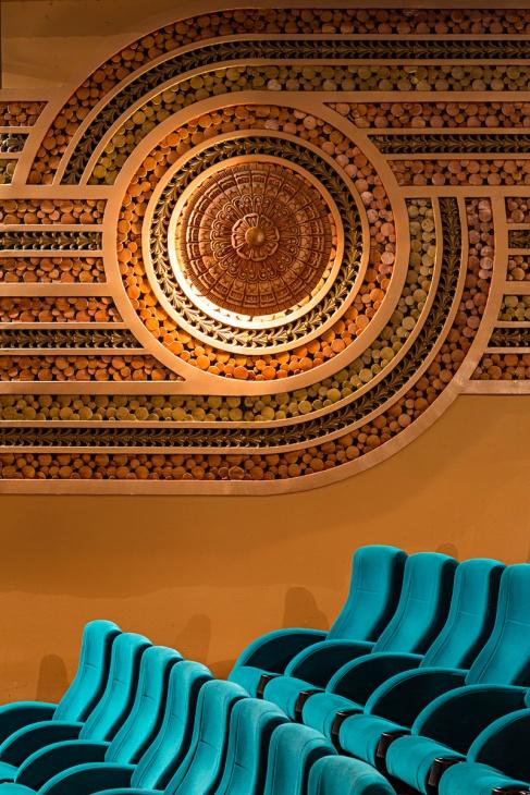 Rivoli Cinema interior © Michael Evans Photographer 2014 - www.michaelevansphotographer.com
