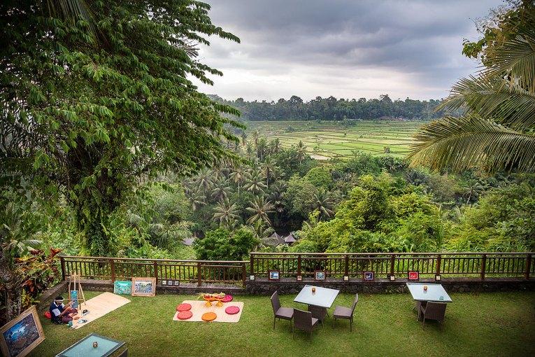 The Samaya Restaurant, Ubud, Bali - © Michael Evans Photographer 2014 - www.michaelevansphotographer.com