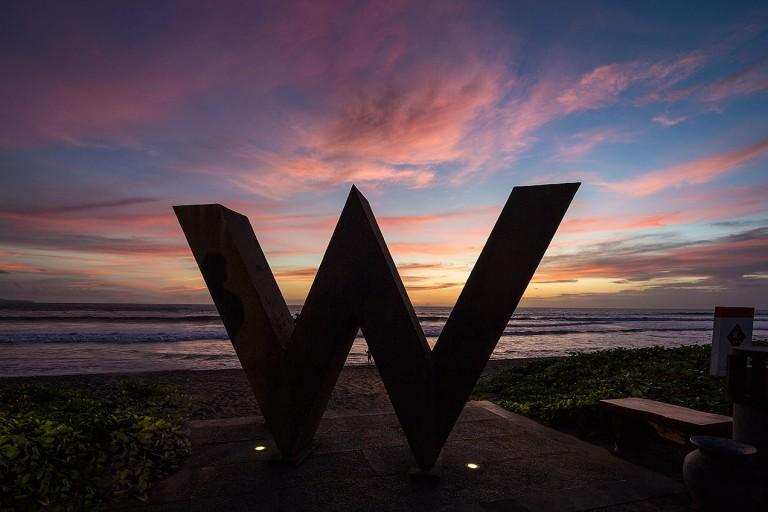W Retreat and Spa, Seminyak, Bali © Michael Evans Photographer 2014 - www.michaelevansphotographer.com