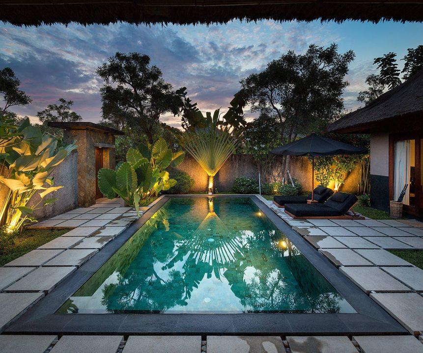 The One Boutique Villa, Seminyak, Bali - © Michael Evans Photographer 2014 - www.michaelevansphotographer.com