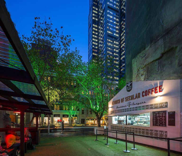 KOR Kitchens at 80 Collins Place, Melbourne - © Michael Evans Photographer 2014 - www.michaelevansphotographer.com