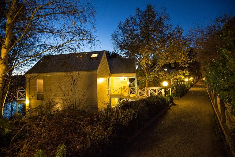 The Lake House in Daylesford - © Michael Evans Photographer 2014 - www.michaelevansphotographer.com