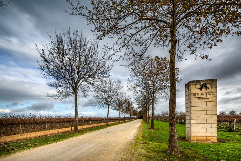 Rymill winery main entrance - © Michael Evans Photographer 2014 - www.michaelevansphotographer.com