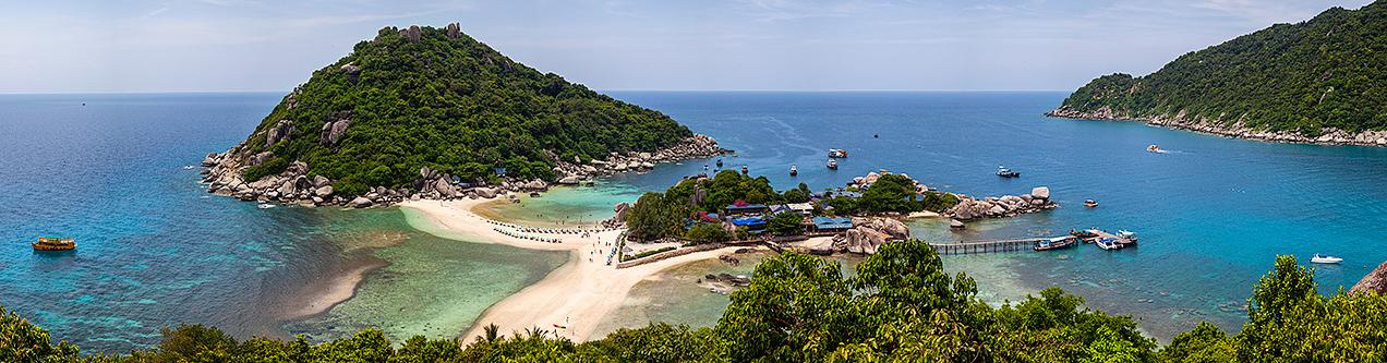 Koh Nang Yuan © Michael Evans Photographer 2014 - www.michaelevansphotographer.com