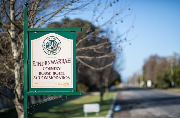 Lindenwarrah Hotel in Milawa © Michael Evans Photographer 2014 - www.michaelevansphotographer.com