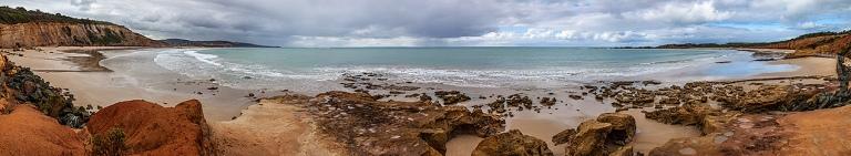 Anglesea beach © Michael Evans Photographer 2014 - www.michaelevansphotographer.com