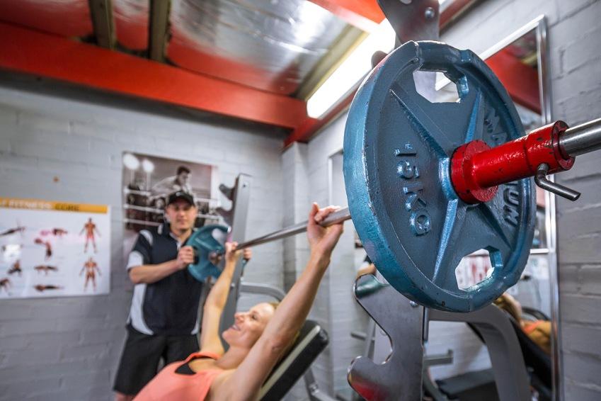 Gym images for Alltone Fitness © Michael Evans Photographer 2014 - www.michaelevansphotographer.com
