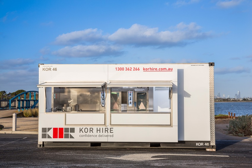 KOR Hire kitchen - © Michael Evans Photographer 2014