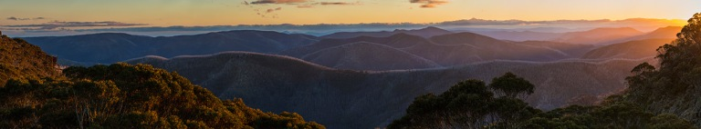 The view from The General Pub on Mount Hotham © Michael Evans Photographer 2014 - www.michaelevansphotographer.com