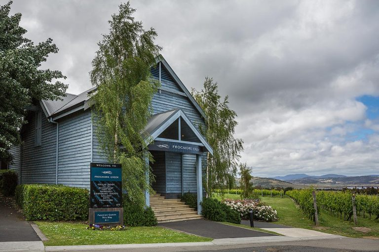 Frogmore Creek Winery, Hobart, Tasmania © Michael Evans Photographer 2015 - www.michaelevansphotographer.com
