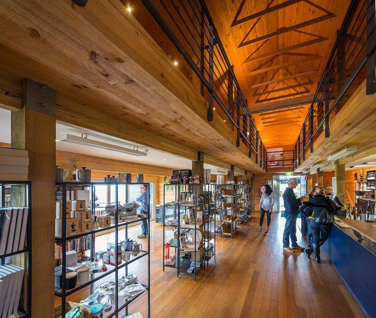 Frogmore Creek Winery, Hobart, Tasmania © Michael Evans Photographer 2015 - www.michaelevansphotographer.com