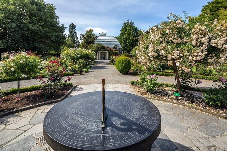 Sundial, Christchurch Botanic Gardens© Michael Evans Photographer 2015