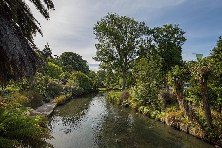 Christchurch Botanic Gardens © Michael Evans Photographer 2015