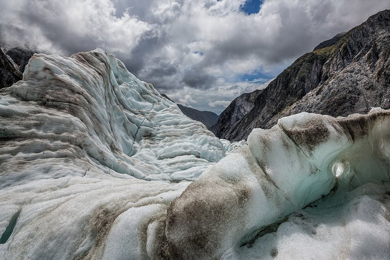 Franz Josef Glacier, New Zealand © Michael Evans Photographer 2015 - www.michaelevansphotographer.com