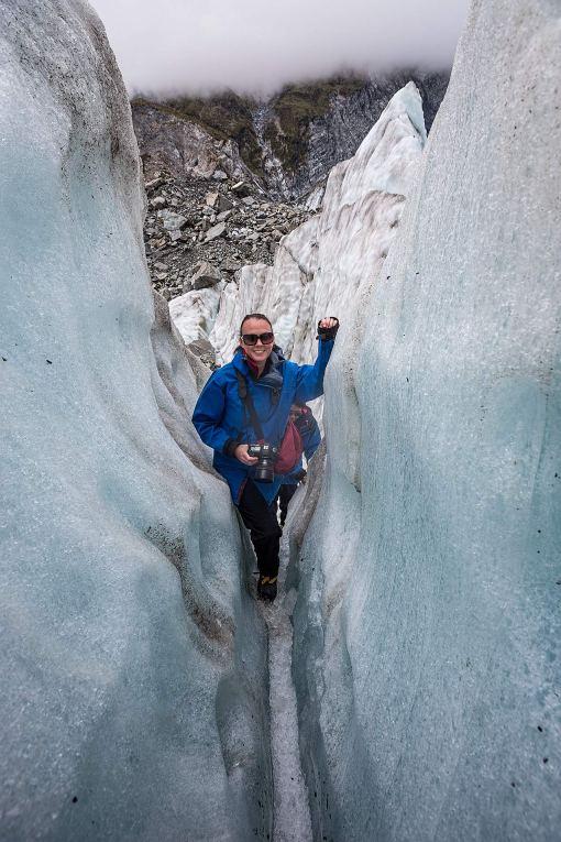 Franz Josef Glacier, New Zealand © Michael Evans Photographer 2015 - www.michaelevansphotographer.com