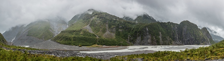 Fox Glacier © Michael Evans Photographer 2015 - www.michaelevansphotographer.com