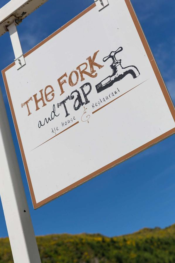 The Tap and Fork pub, Arrowtown, New Zealand © Michael Evans Photographer 2015