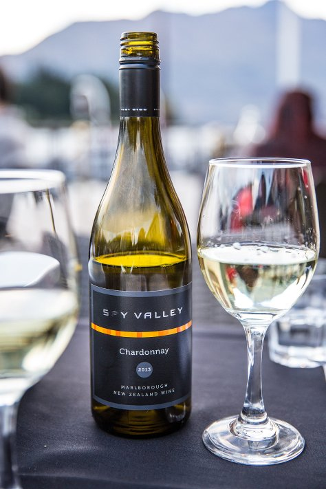New Zealand Chardonnay  © Michael Evans Photographer 2015