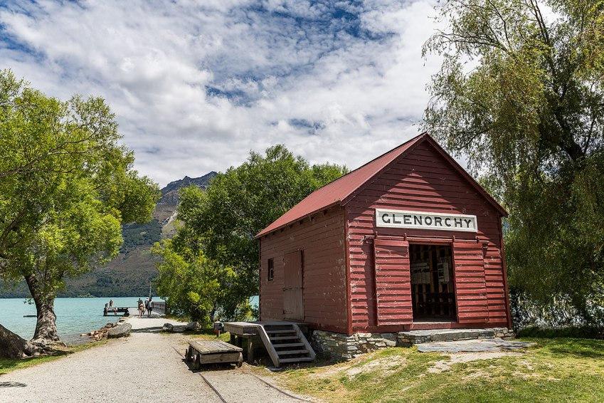 Glenorchy, New Zealand © Michael Evans Photographer 2015