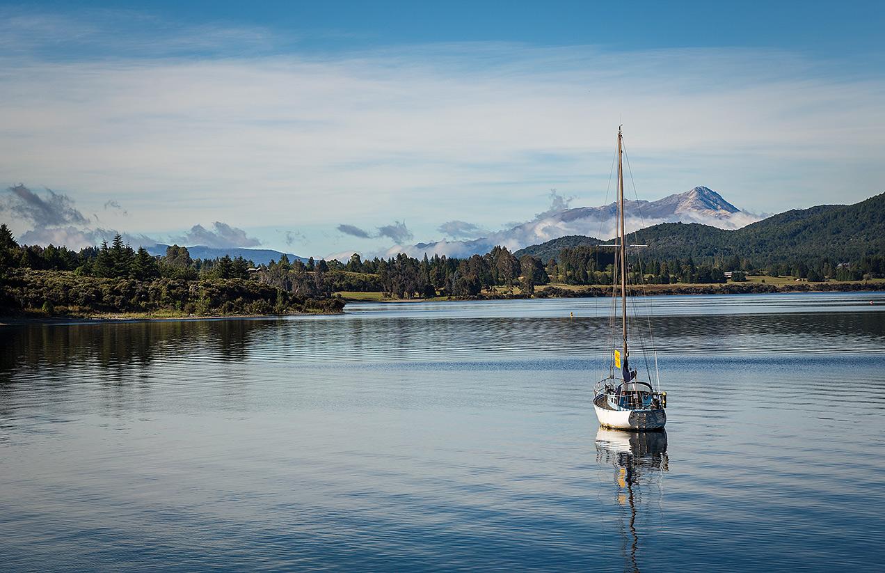 Lake Te Anau© Michael Evans Photographer 2015