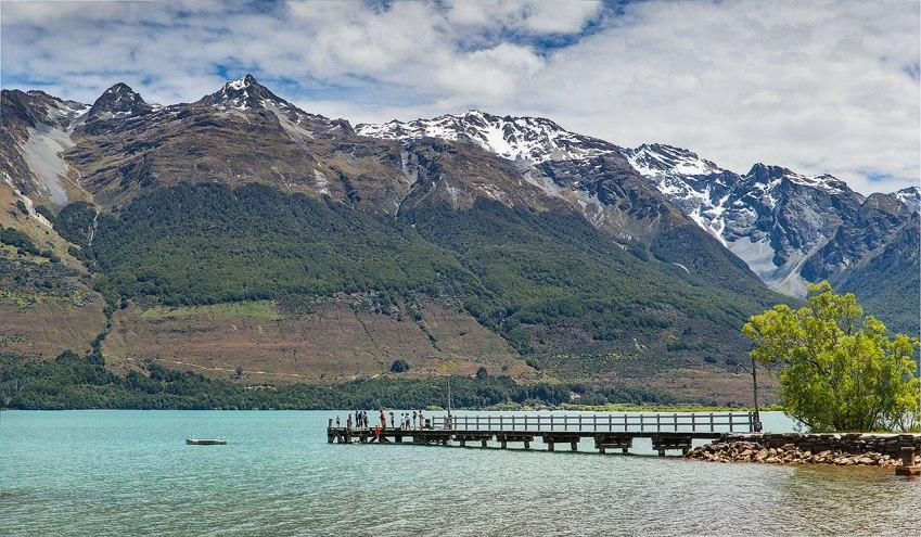 Glenorchy, New Zealand © Michael Evans Photographer 2015