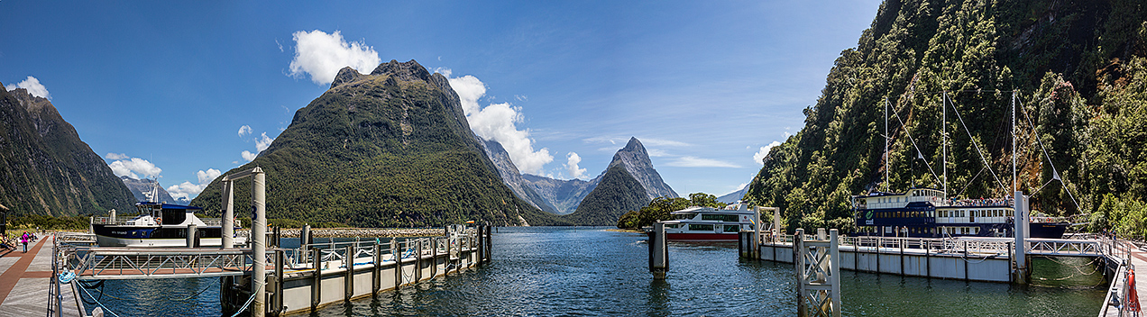 Milford Sound © Michael Evans Photographer 2015