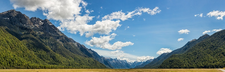 On the road to Milford Sound © Michael Evans Photographer 2015