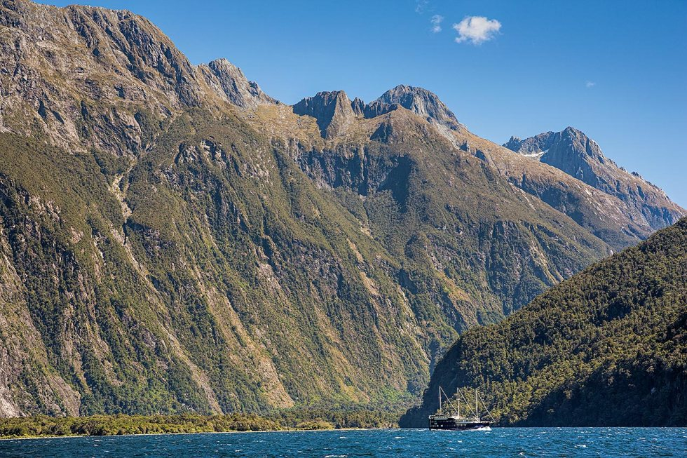Milford Sound, New Zealand © Michael Evans Photographer 2015