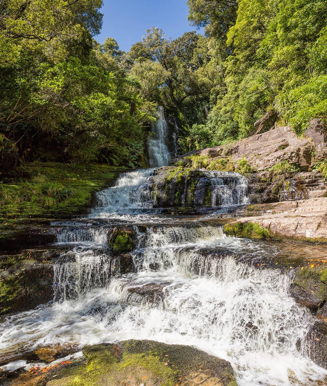McLean Falls © Michael Evans Photographer 2015