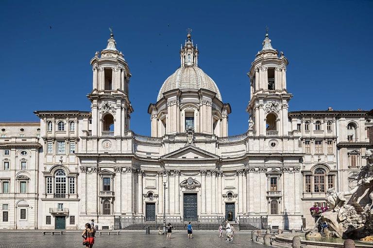 Piazza Navona, Rome- © Michael Evans Photographer 2015